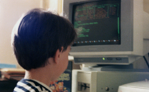 Writing a DOS command line guide for my parents